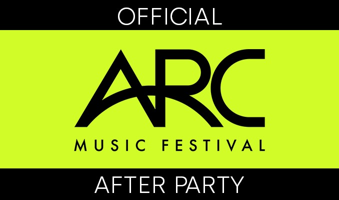 Official ARC Music Festival After Party tickets at Radius in Chicago