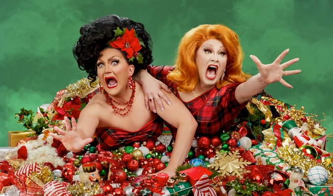 BenDeLaCreme & Jinkx Monsoon: The Return of The Jinkx & DeLa Holiday Show, LIVE! tickets at Keswick Theatre in Glenside