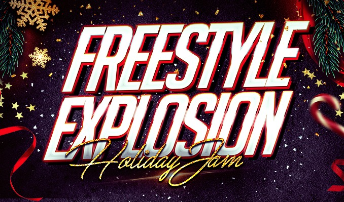 Freestyle Explosion: Holiday Jam Concert tickets at Pechanga Arena San Diego in San Diego