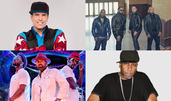 Party Mix Tour feat. Vanilla Ice tickets at The Mountain Winery in Saratoga