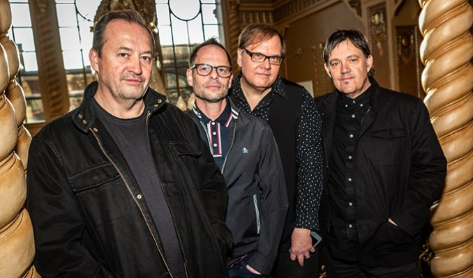 The Smithereens w. Guest Vocalist Robin Wilson of Gin Blossoms tickets at Rams Head On Stage in Annapolis