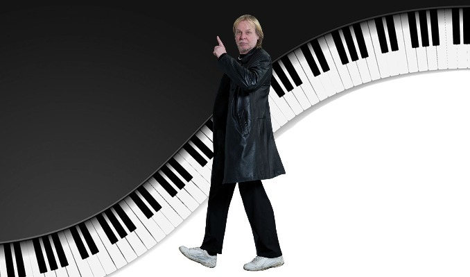 Rick Wakeman tickets at The Theatre at Ace Hotel in Los Angeles