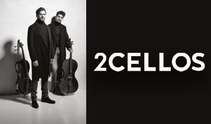 2CELLOS tickets at The Theater at Virgin Hotels Las Vegas in Las Vegas