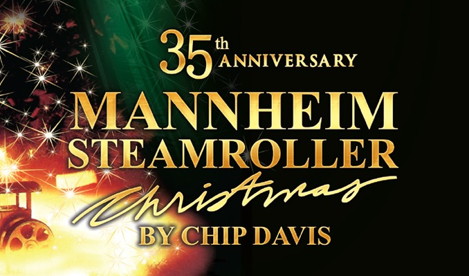 Mannheim Steamroller Christmas tickets at The Riverside Theater in Milwaukee