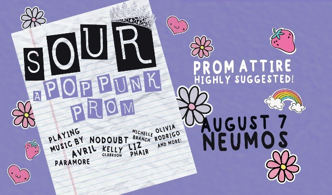 SOUR - A Pop Punk Prom tickets at Neumos in Seattle