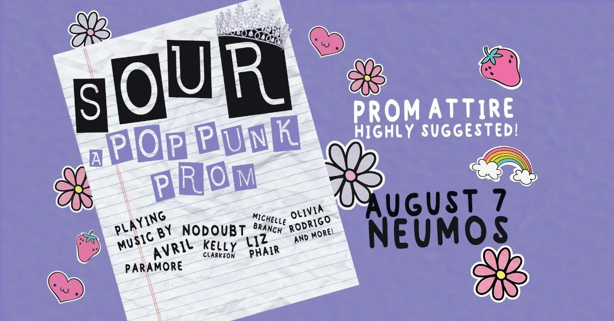 SOUR - A Pop Punk Prom