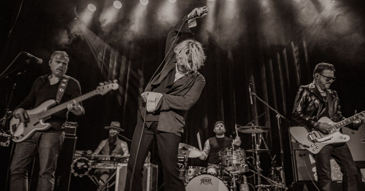 Rival Sons: Pressure and Time 10 Year Anniversary Tour