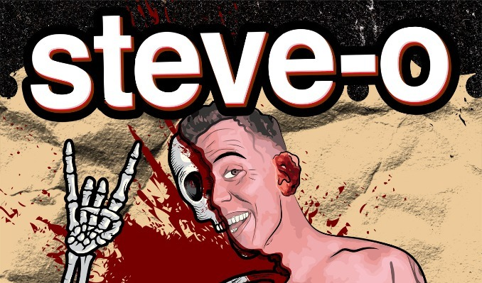 Steve-O: The Bucket List Tour tickets at The Vic Theatre in Chicago