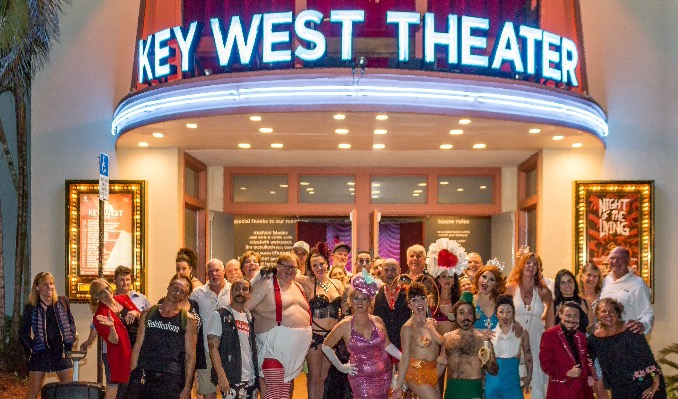 Sugar Rum Cherry: A Burlesque Nutcracker tickets at Key West Theater in Key West