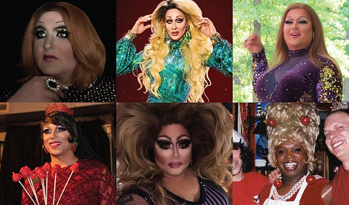 A Very Merry Drag Brunch tickets at Rams Head On Stage in Annapolis