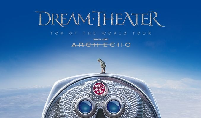 Dream Theater tickets at The Factory in Deep Ellum in Dallas