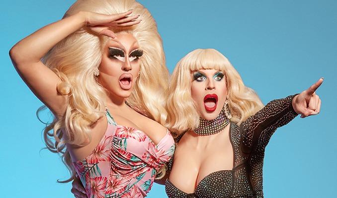 Trixie Mattel and Katya Zamolodchikova Live! tickets at The Riverside Theater in Milwaukee