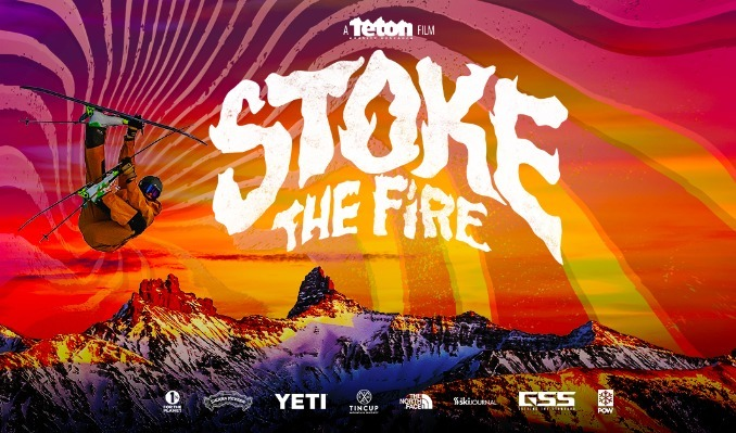 Teton Gravity Research Presents: Stoke the Fire - Early  tickets at Boulder Theater in Boulder