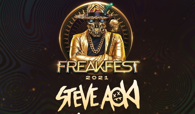 Steve Aoki tickets at The Factory in Deep Ellum in Dallas
