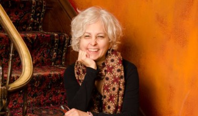 Talking Volumes with Kate DiCamillo tickets at The Fitzgerald Theater in St. Paul