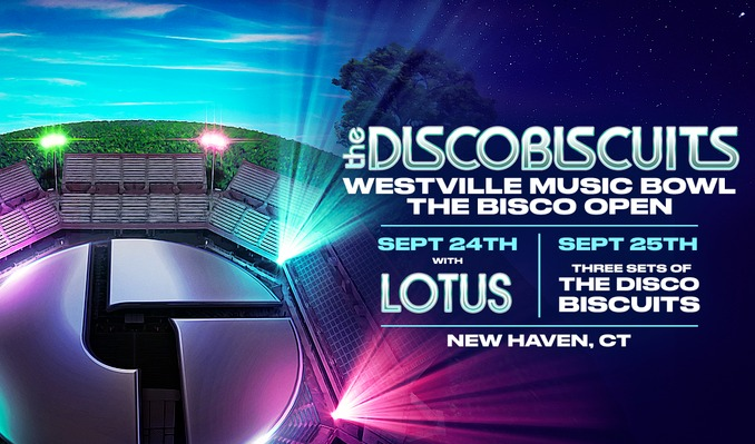 An Evening With The Disco Biscuits tickets at Westville Music Bowl in New Haven