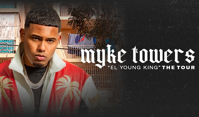 MYKE TOWERS tickets at The Theater at Virgin Hotels Las Vegas in Las Vegas