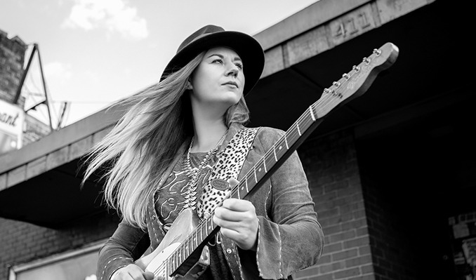 Joanne Shaw Taylor tickets at The Back Room @ Colectivo in Milwaukee
