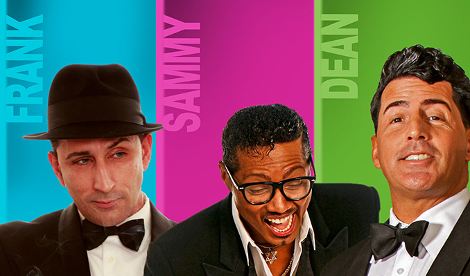 The Rat Pack Is Back tickets at The Pabst Theater in Milwaukee