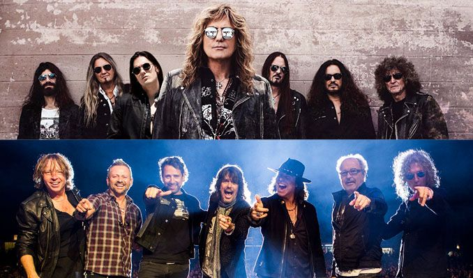Whitesnake, Foreigner + Europe tickets at The O2 in London