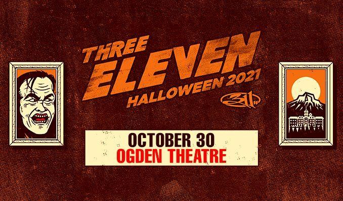 311 tickets at Ogden Theatre in Denver