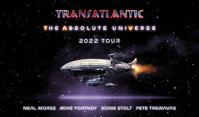 An Evening with Transatlantic tickets at Keswick Theatre in Glenside