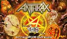 Anthrax tickets at Annexet in Stockholm