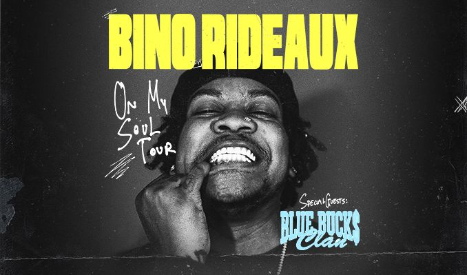 Bino Rideaux tickets at Trees in Dallas