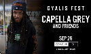 Capella Grey and Friends tickets at Webster Hall in New York