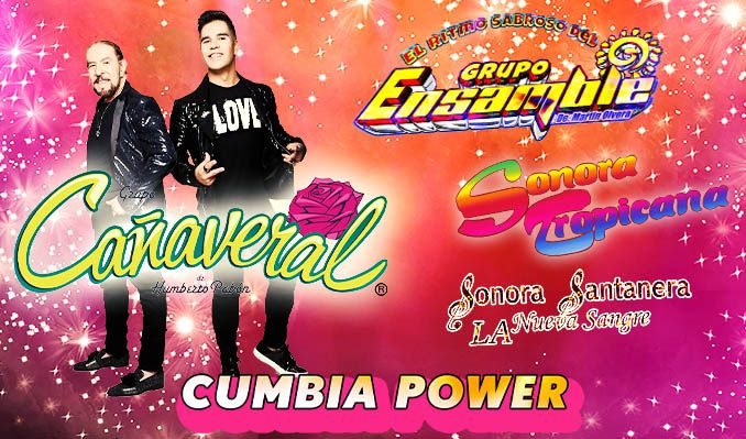 Cumbia Power tickets at Microsoft Theater in Los Angeles