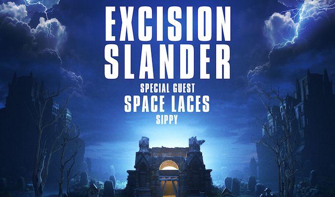 Excision & SLANDER tickets at Forest Hills Stadium in Queens
