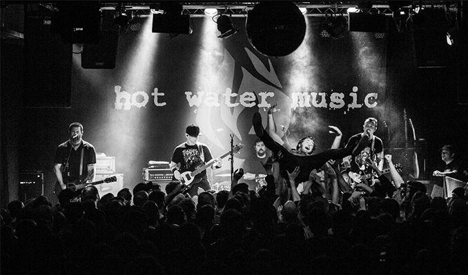 Hot Water Music tickets at Bluebird Theater in Denver