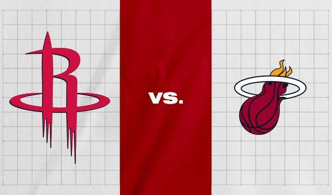 Houston Rockets vs. Miami Heat tickets at Toyota Center in Houston