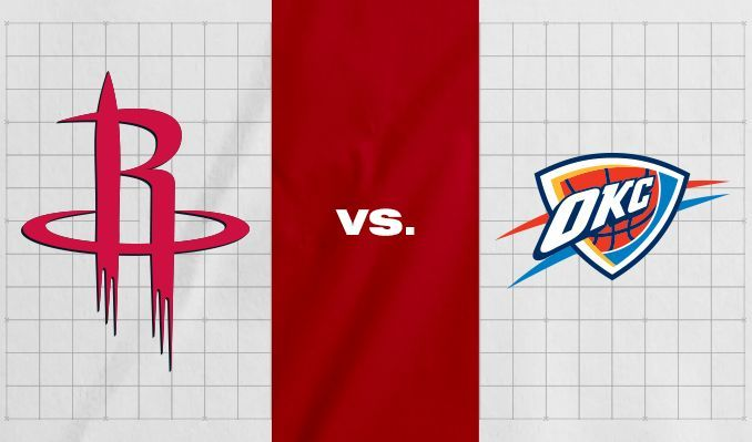 Houston Rockets vs.Oklahoma City Thunder tickets at Toyota Center in Houston