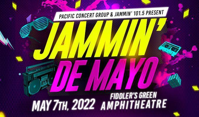 Jammin De Mayo: Sir Mix‐A‐Lot, Stevie B, Jody Watley tickets at Fiddler's Green Amphitheatre in Greenwood Village