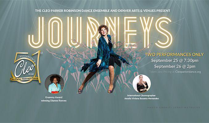 Journeys  tickets at Ellie Caulkins Opera House in Denver