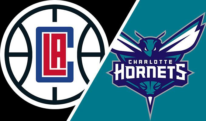 LA Clippers vs Charlotte Hornets tickets at STAPLES Center in Los Angeles