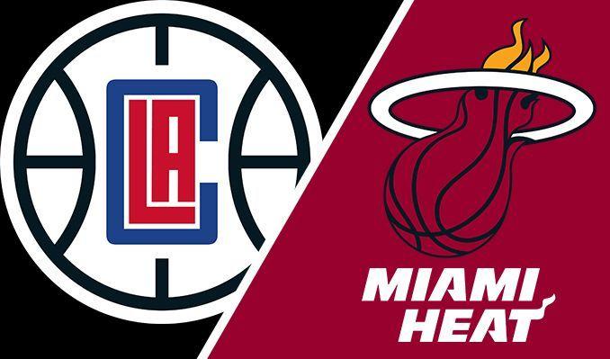 LA Clippers vs Miami Heat tickets at STAPLES Center in Los Angeles
