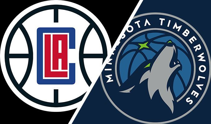 LA Clippers vs Minnesota Timberwolves tickets at STAPLES Center in Los Angeles