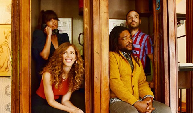 Lake Street Dive  tickets at Red Rocks Amphitheatre in Morrison