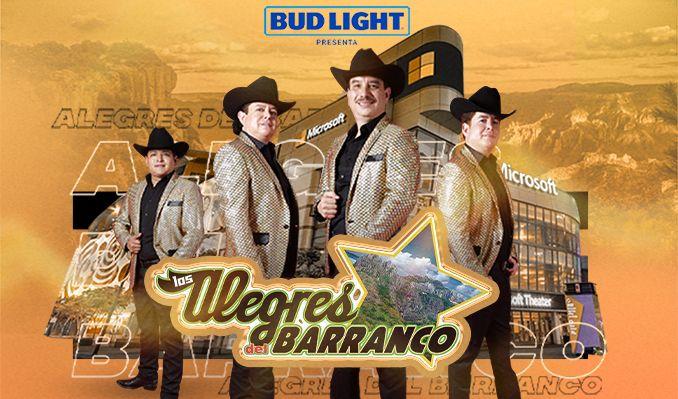 Los Alegres Del Barranco tickets at Microsoft Theater in Los Angeles
