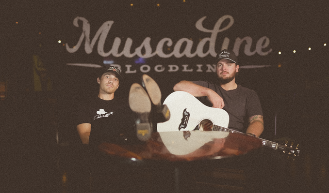 Muscadine Bloodline tickets at The Hall in Little Rock