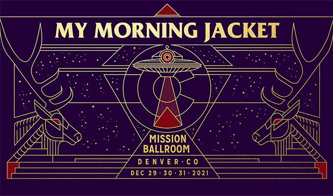My Morning Jacket tickets at Mission Ballroom in Denver