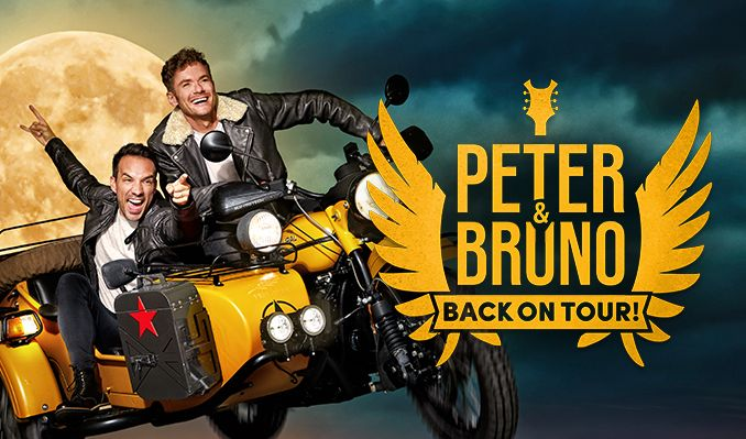 Peter & Bruno tickets at Annexet, Stockholm