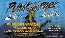 Punk In The Park w/ Pennywise tickets at Sculpture Park at Denver Performing Arts Complex in Denver