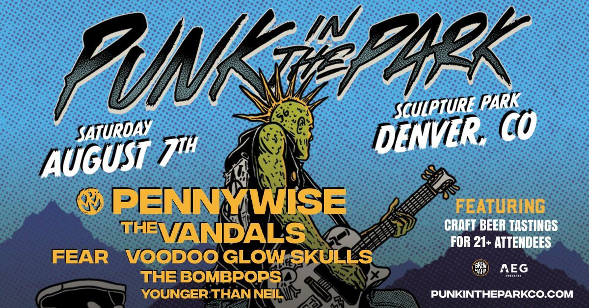 Punk In The Park w/ Pennywise