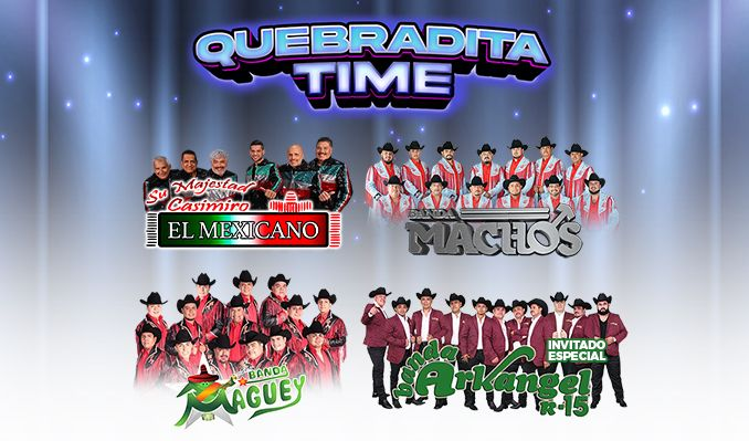 Quebradita Time!  tickets at Microsoft Theater in Los Angeles