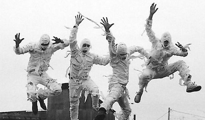 The Mummies tickets at Underground Arts in Philadelphia