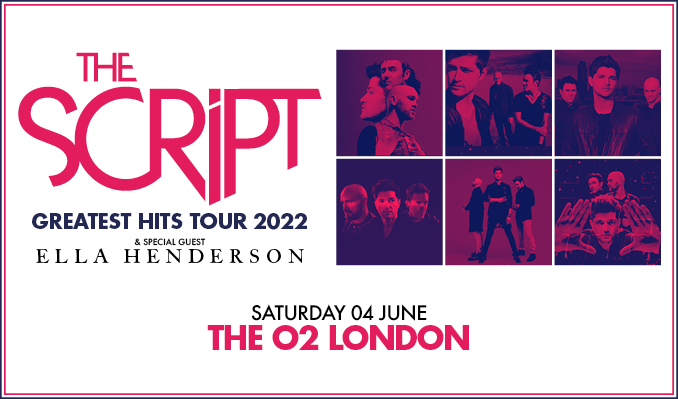 The Script tickets at The O2 in London