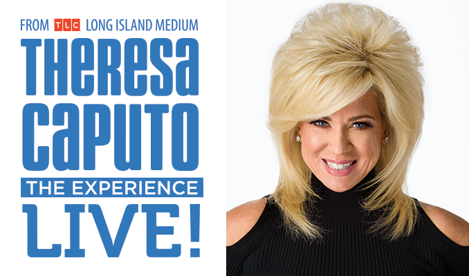 Theresa Caputo Live! tickets at Pikes Peak Center in Colorado Springs